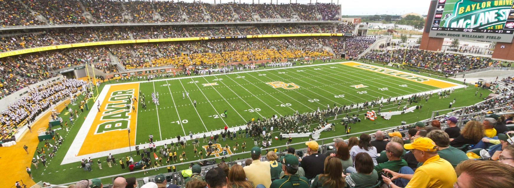 Baylor Football Tickets