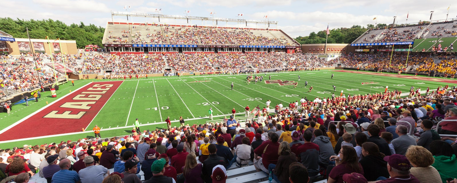 Boston College Football Tickets