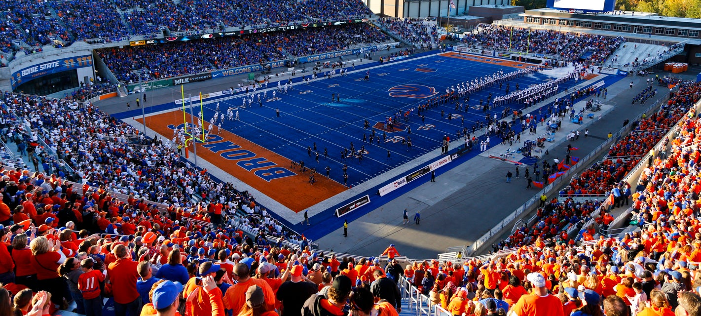 Boise State Football Tickets