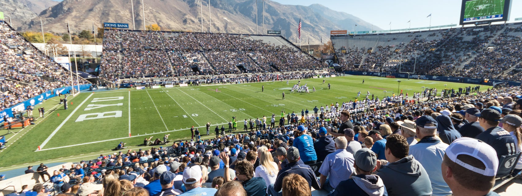 BYU Football Tickets