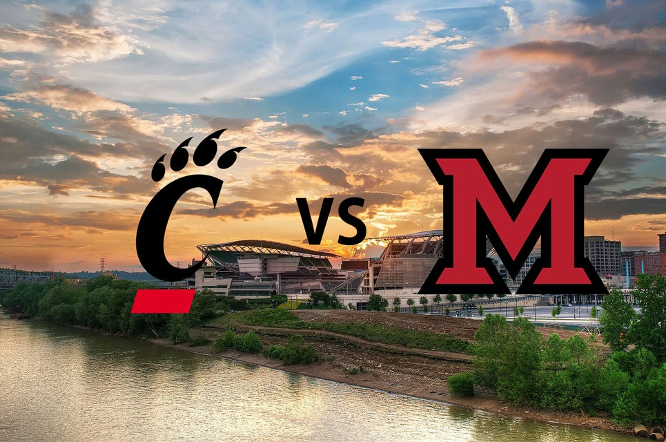 Cincinnati vs Miami (OH) Tickets