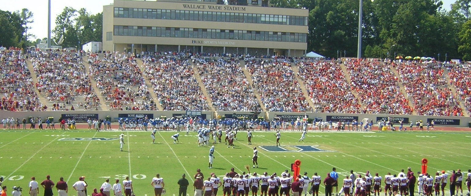 Duke Football Tickets