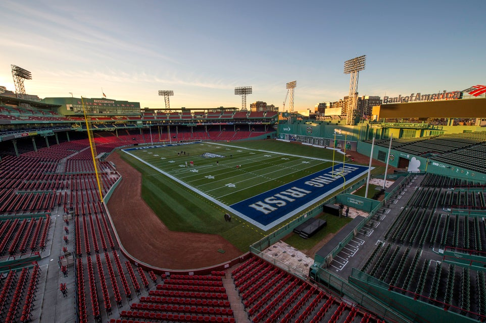 Harvard vs Yale @ Fenway Park Tickets