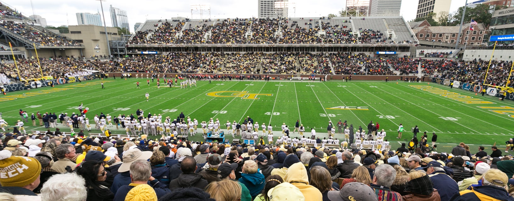 Georgia Tech Football Tickets