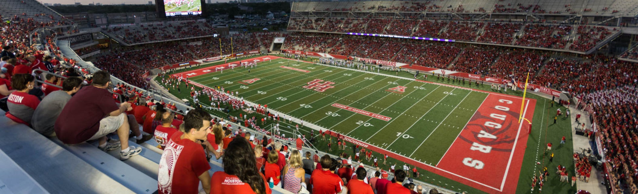 Houston Football Tickets