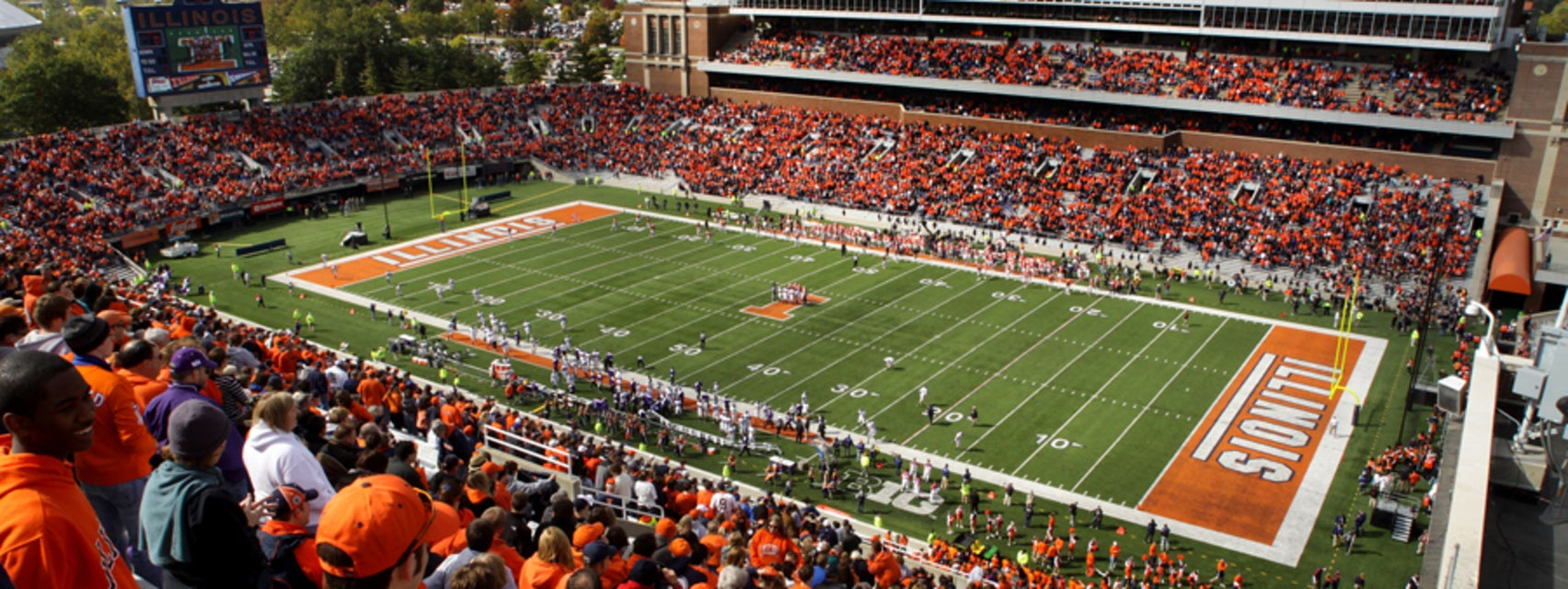 Illinois Football Tickets