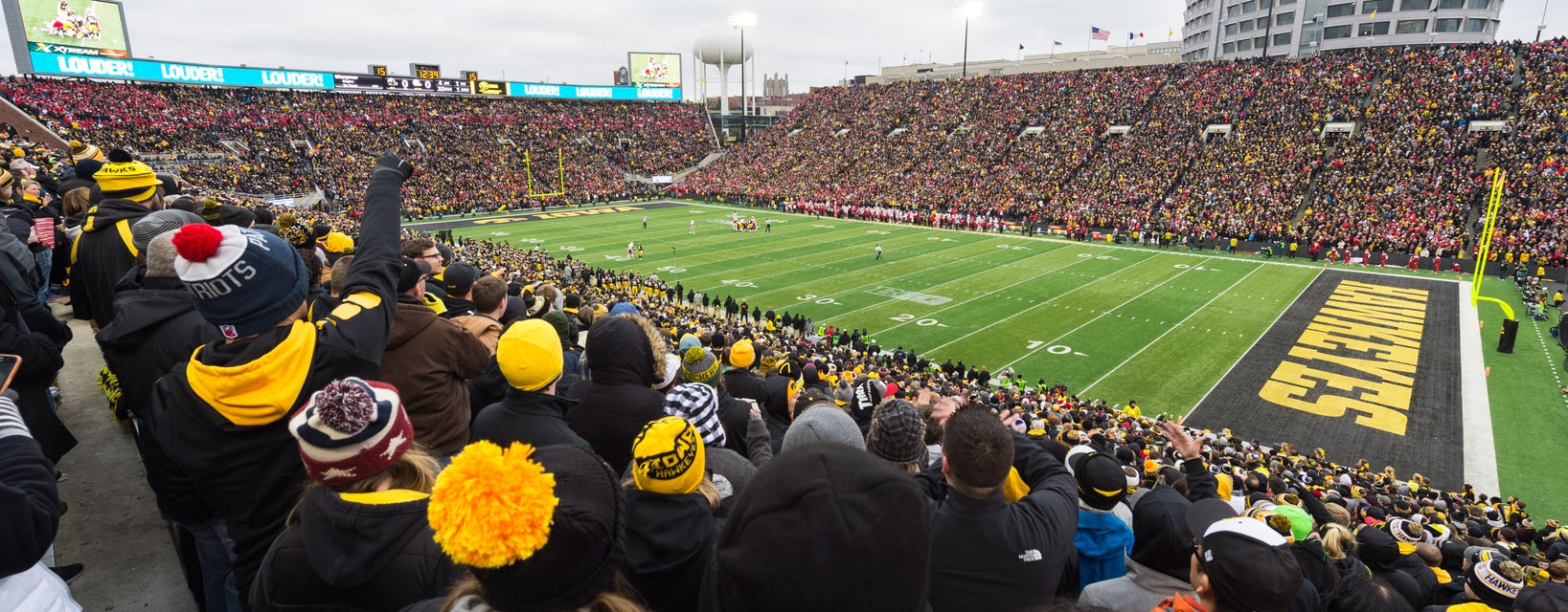 Iowa Football Tickets