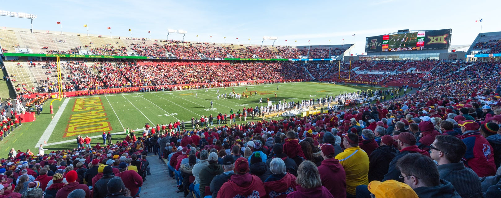 Iowa State Football Tickets