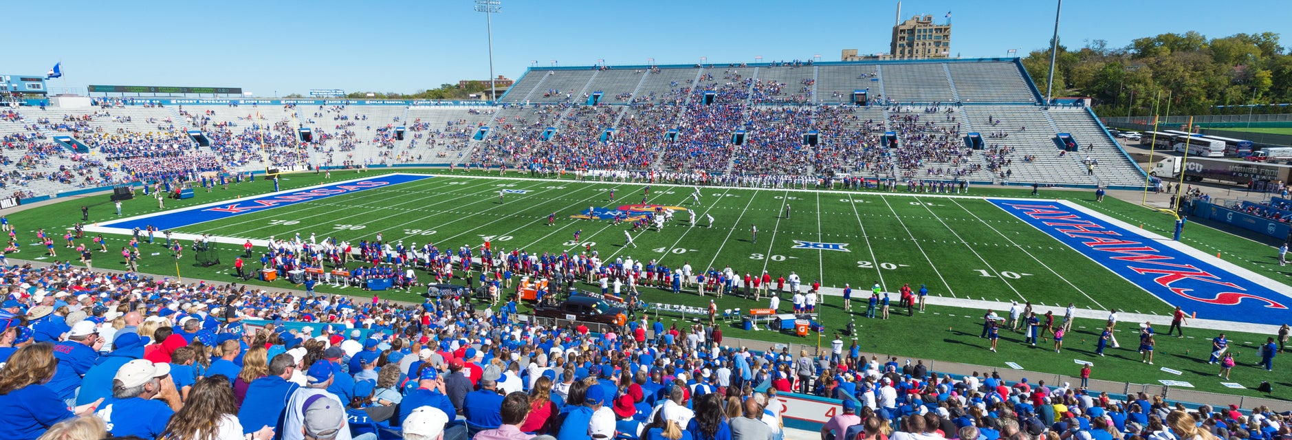 Kansas Football Tickets