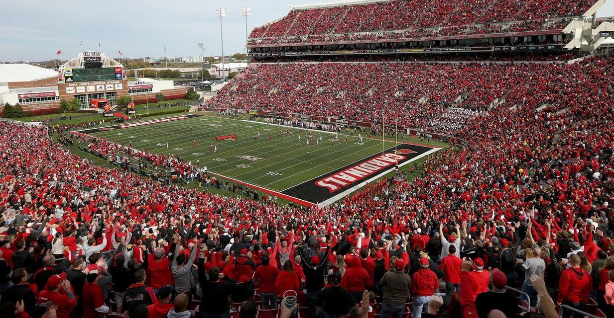 Louisville Football Tickets