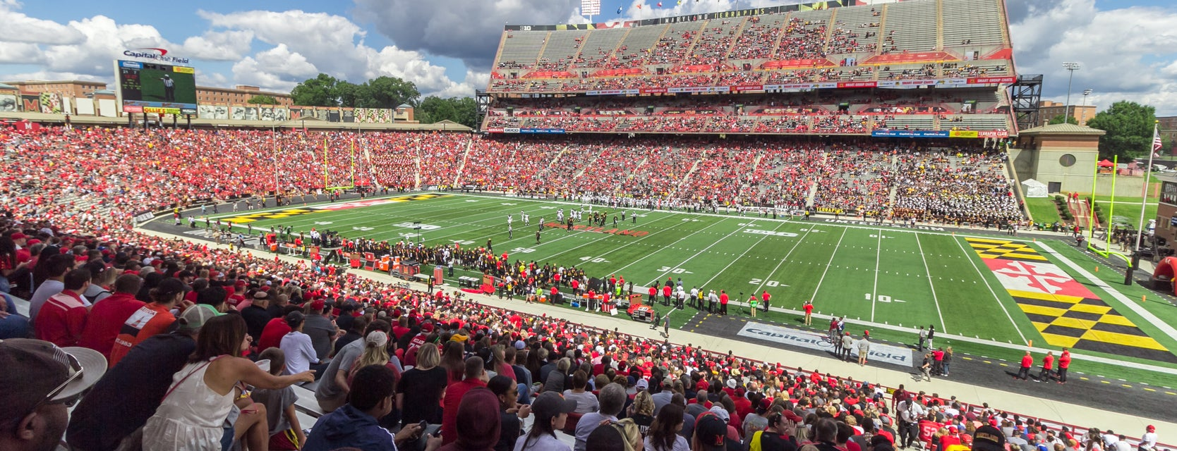 Maryland Football Tickets