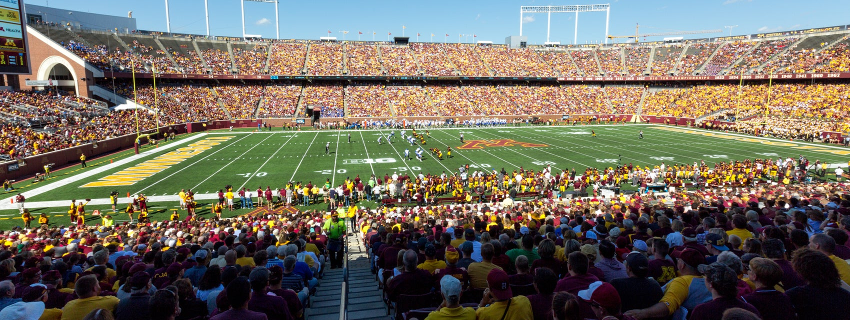 Minnesota Football Tickets