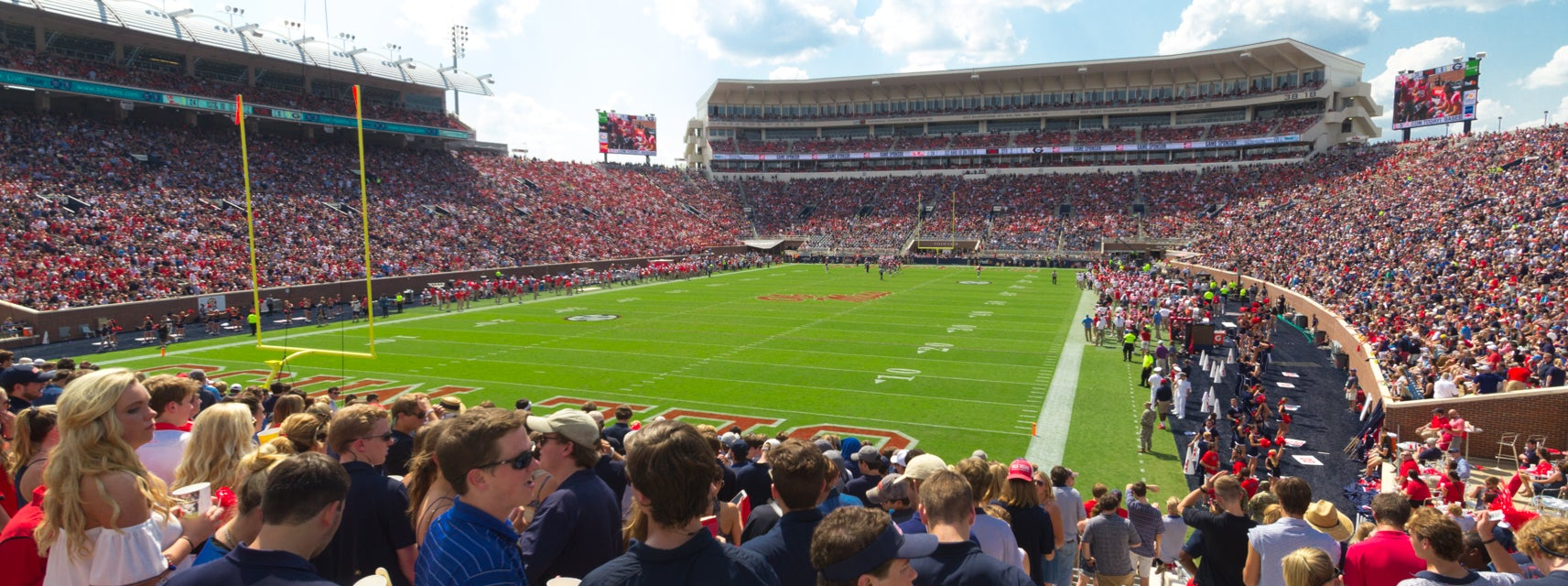 Ole Miss Football Tickets
