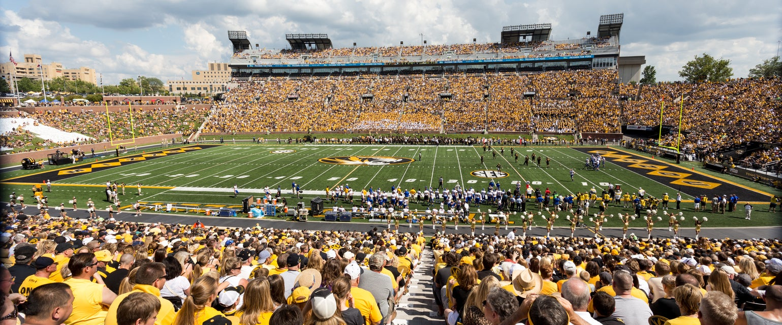 Missouri Football Tickets