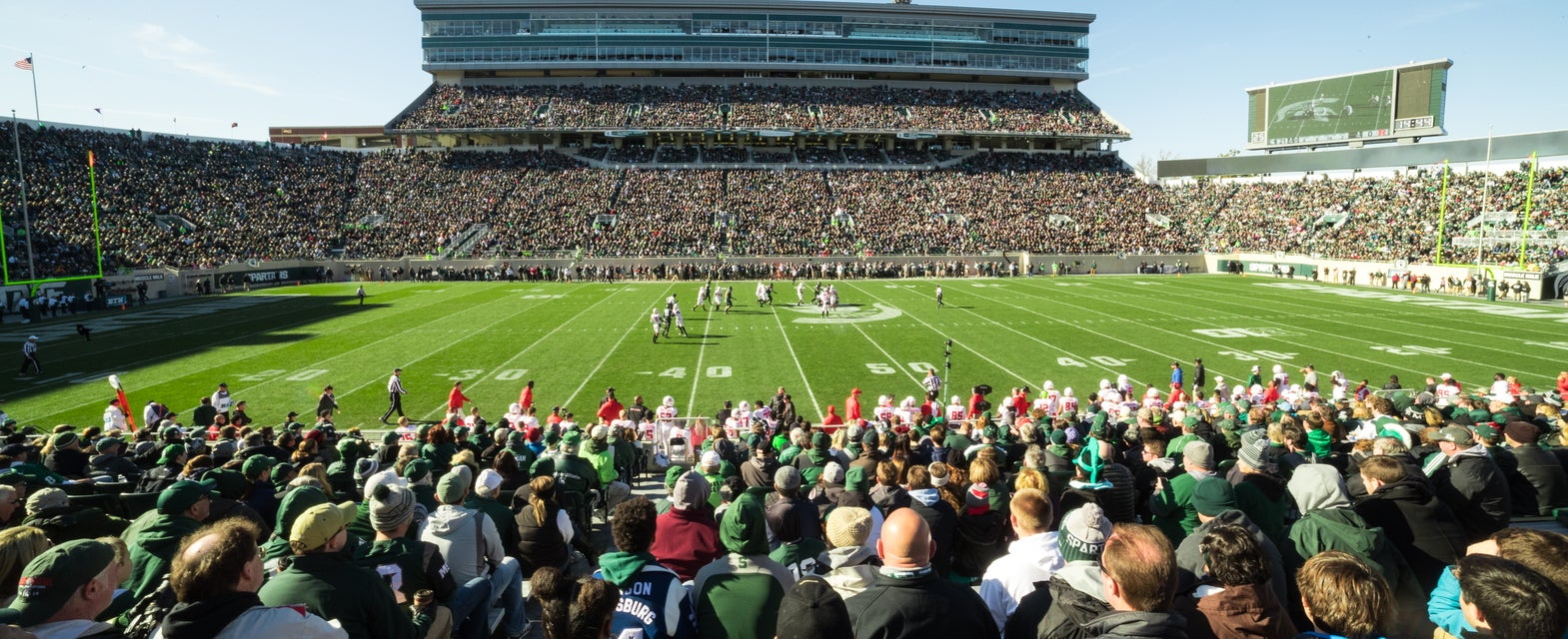 Michigan State Football Tickets
