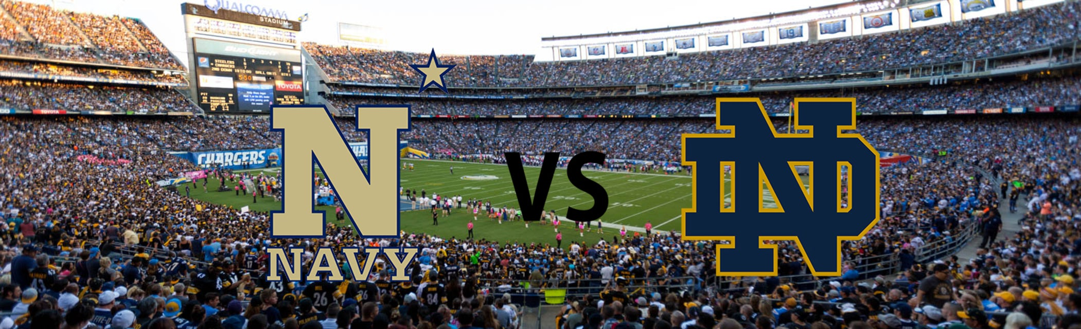 NAVY vs Notre Dame Tickets