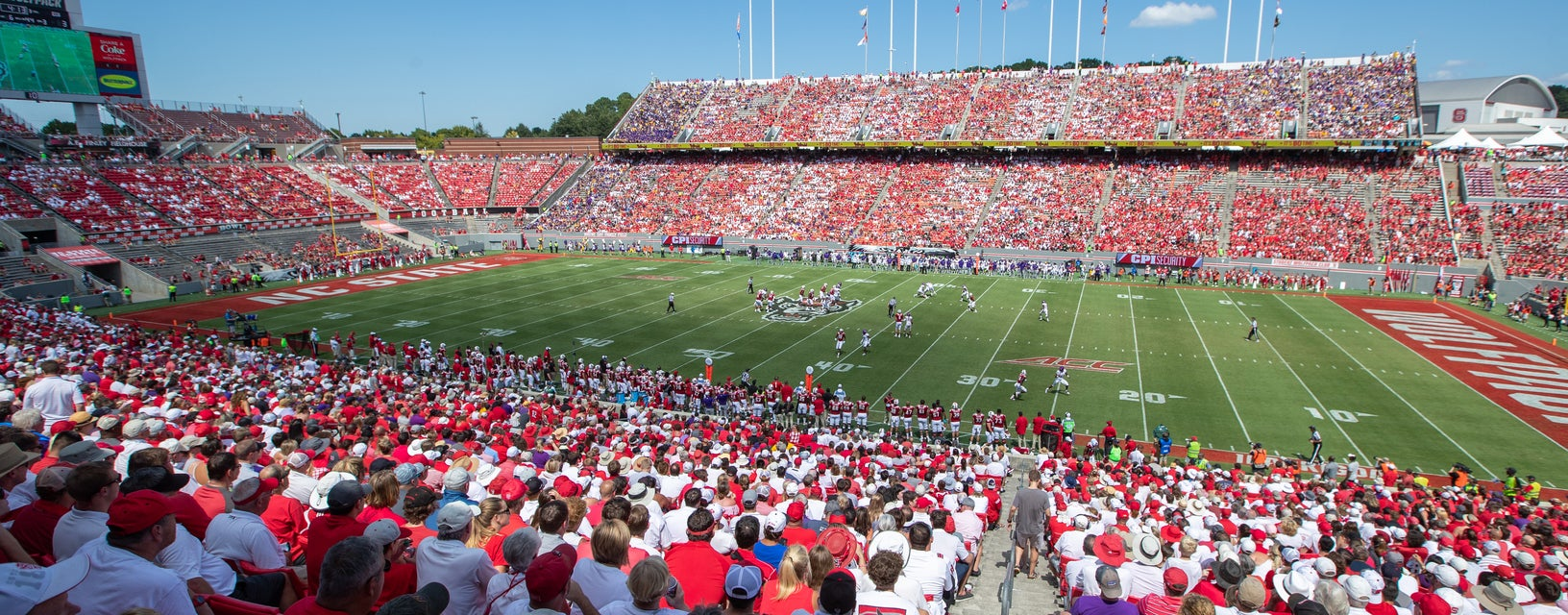 NC State Football Tickets