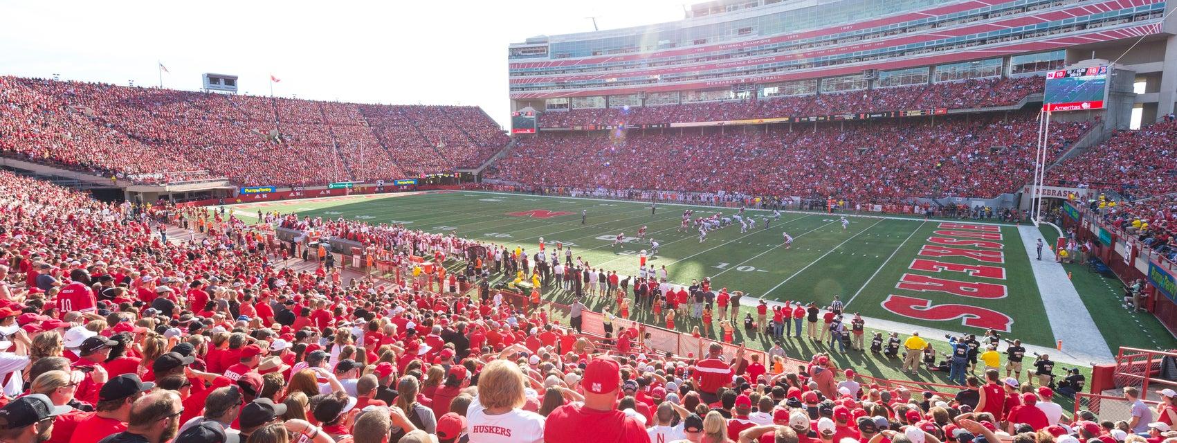 Nebraska Football Tickets