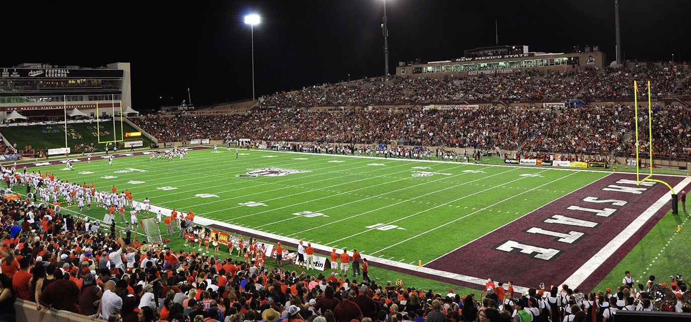 New Mexico State Football Tickets