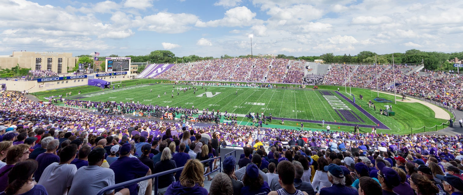 Northwestern Football Tickets