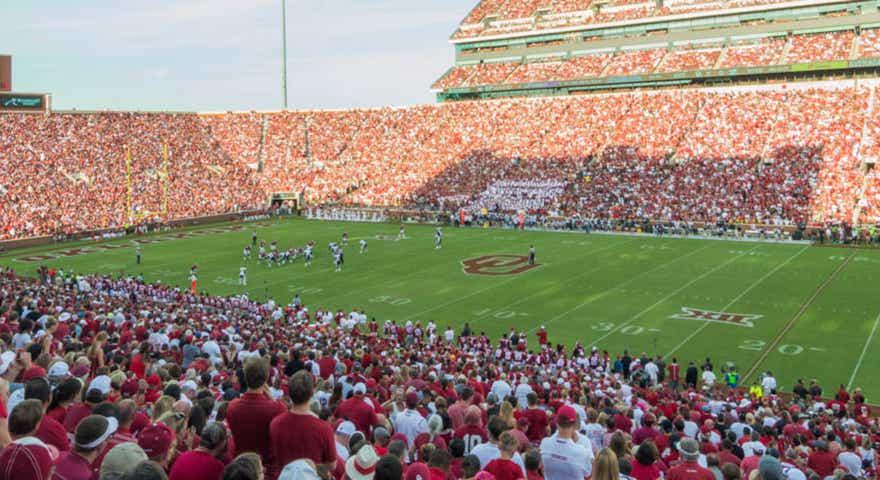 Oklahoma Football Tickets Gametime