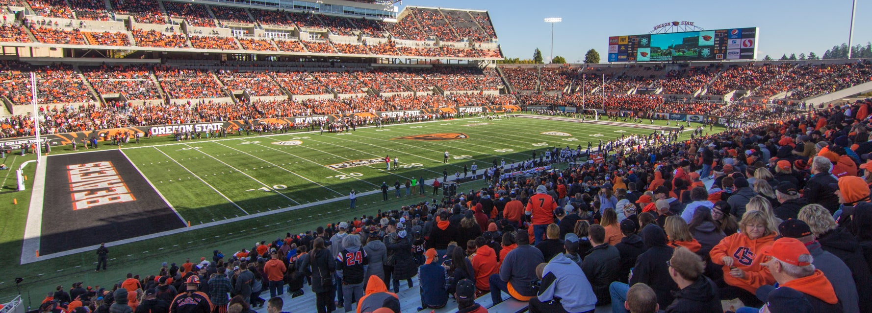 Oregon State Football Tickets