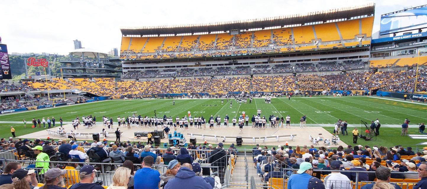 Pittsburgh Football Tickets