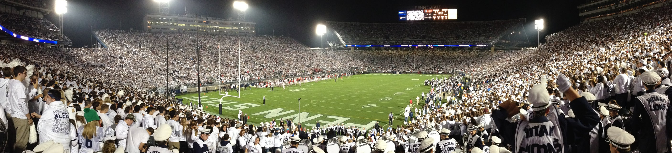 Penn State Football Tickets