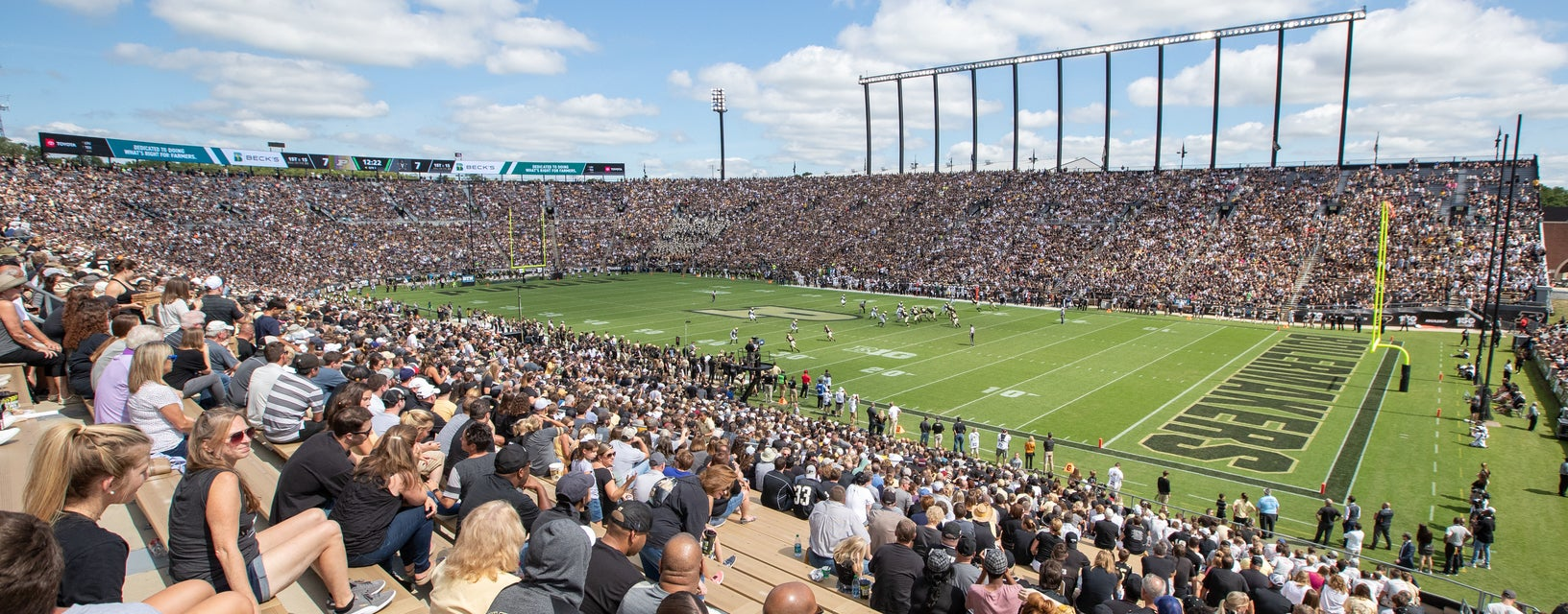 Purdue Football Tickets