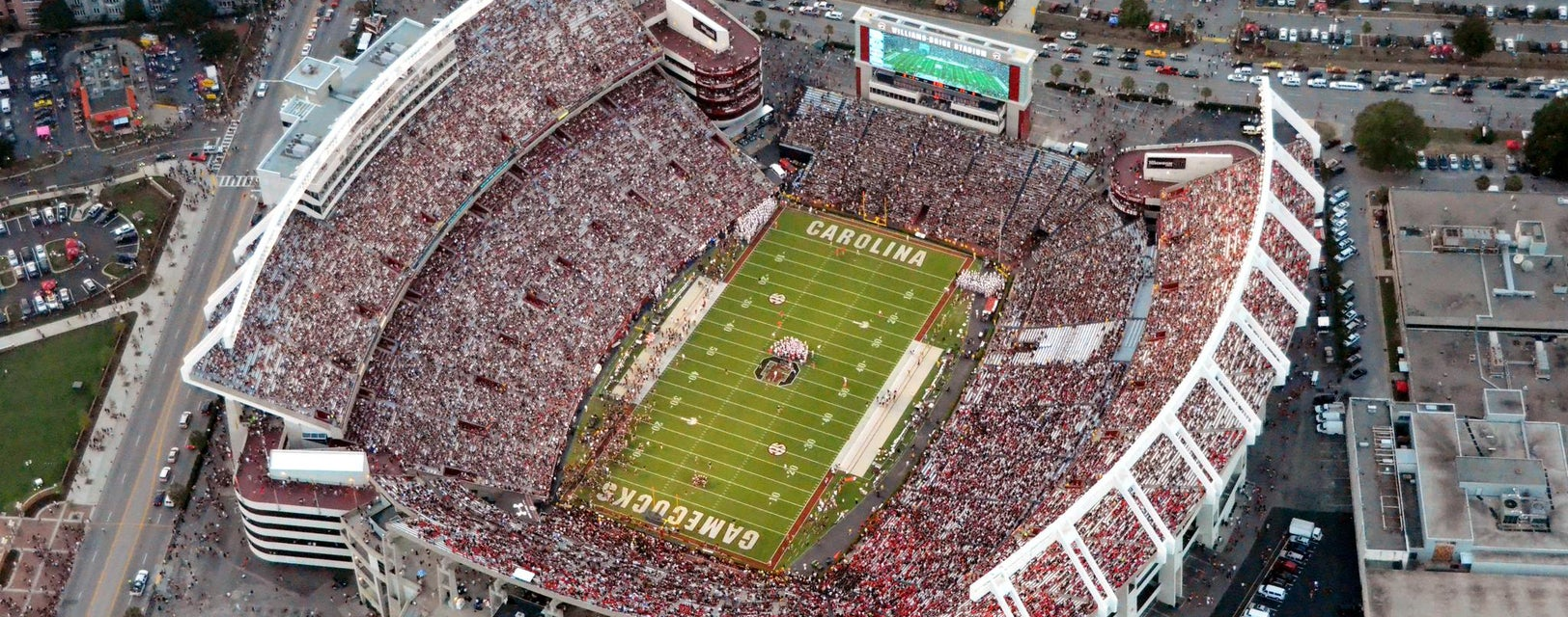 South Carolina Football Tickets
