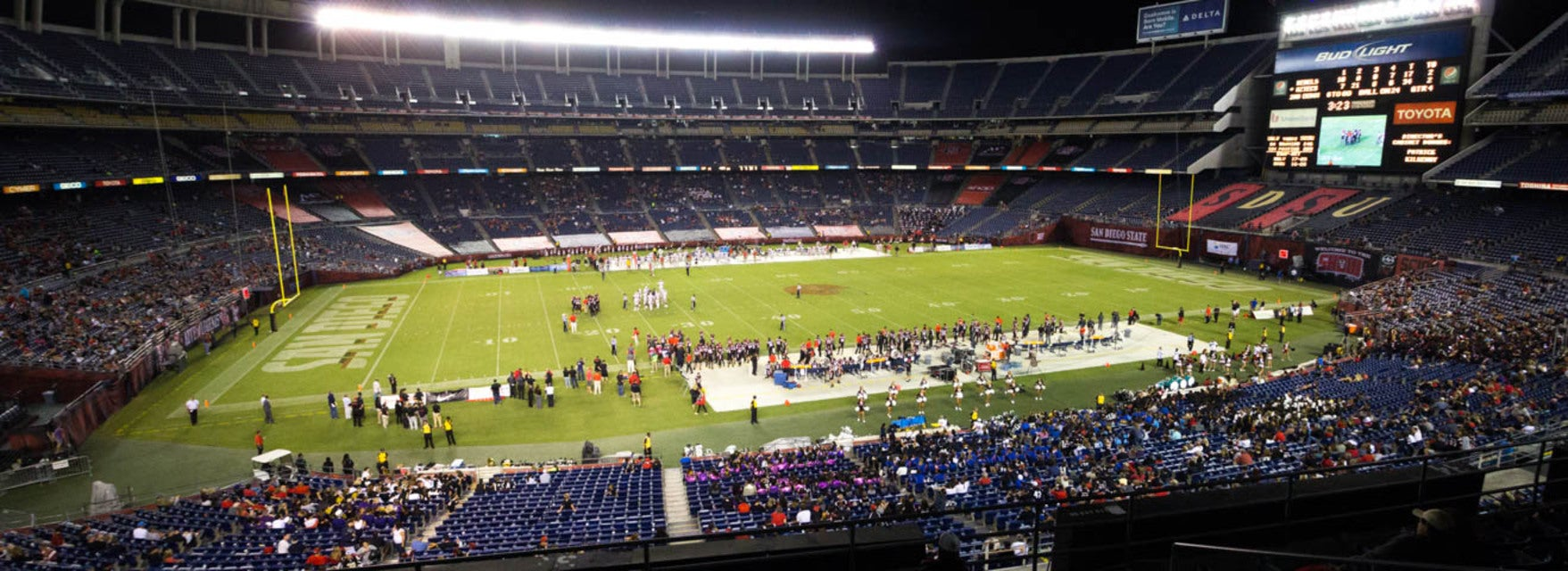 San Diego State Football Tickets