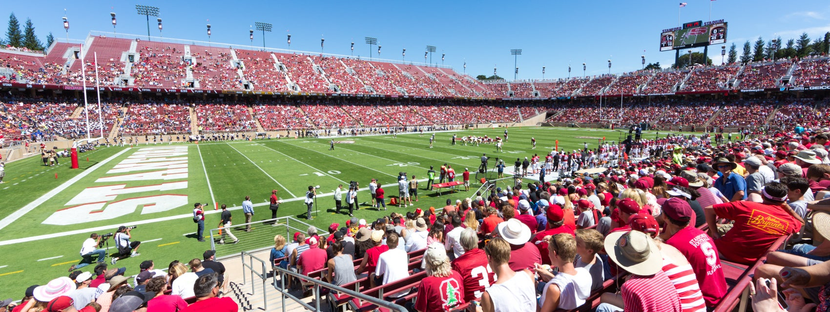 Stanford Football Tickets
