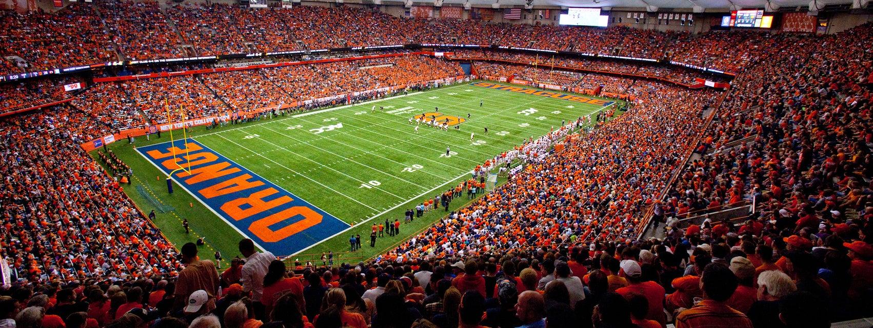 Syracuse Football Tickets