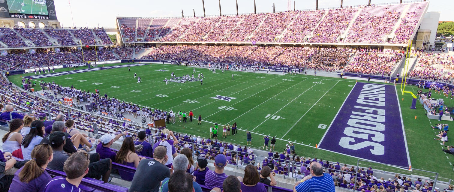 TCU Football Tickets