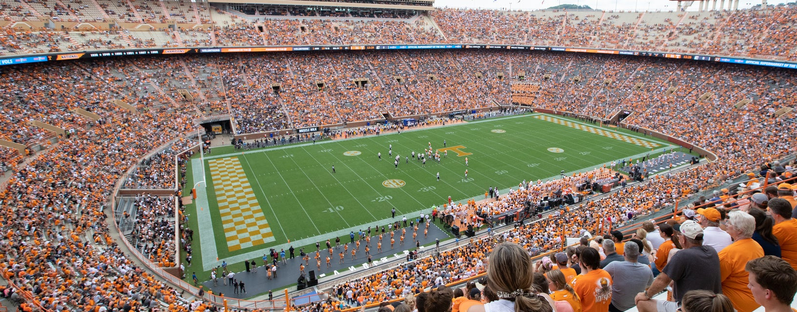Tennessee Football Tickets