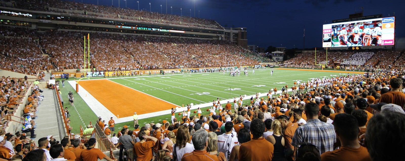 Texas Football Tickets