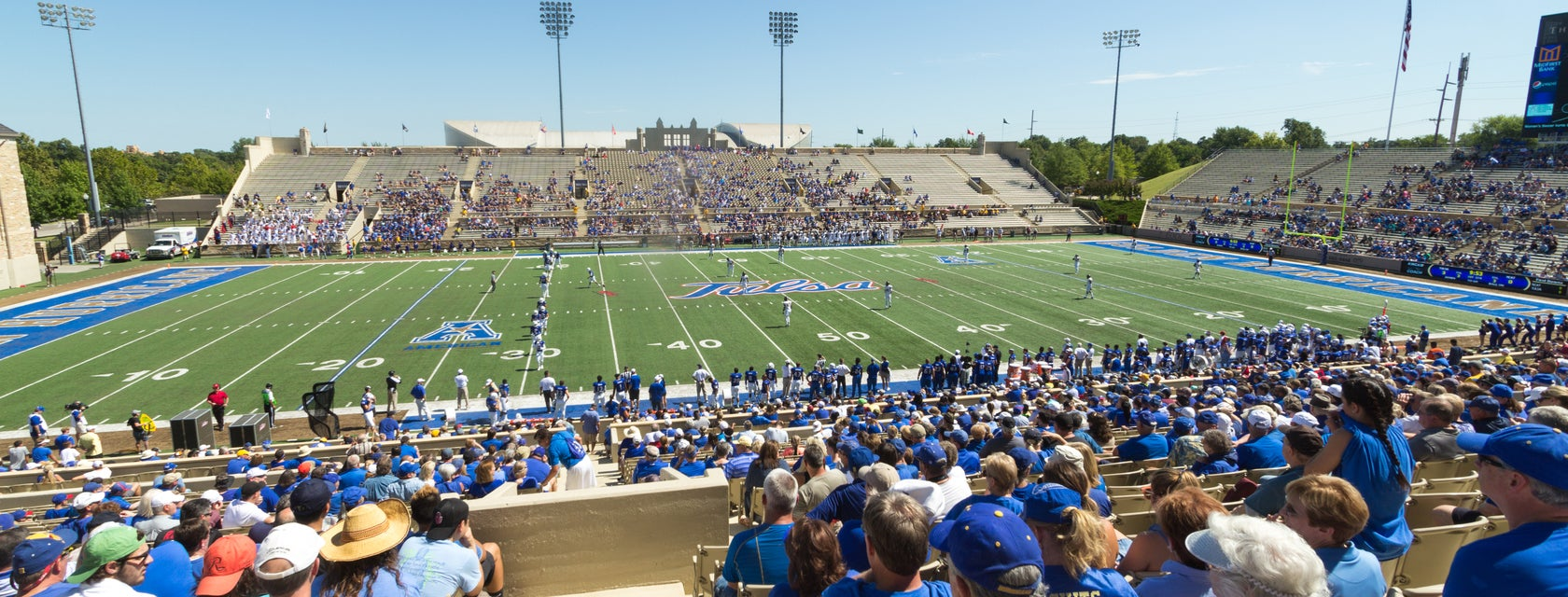 Tulsa Football Tickets