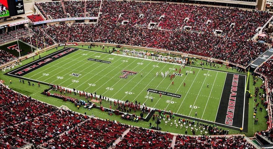 Cheap Texas Tech Football Tickets Gametime
