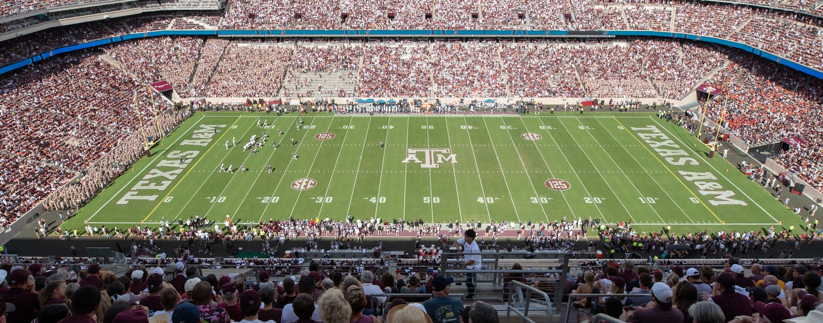 Texas A&M Football Tickets
