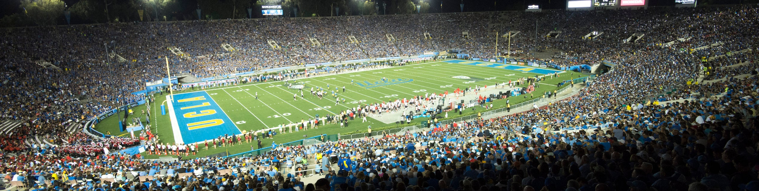 UCLA Football Tickets