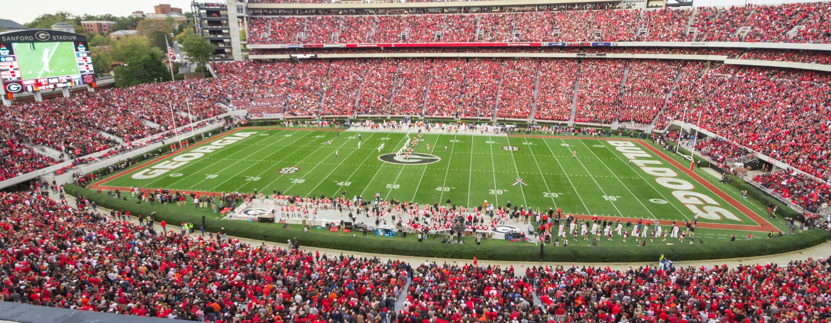 Georgia Football Tickets
