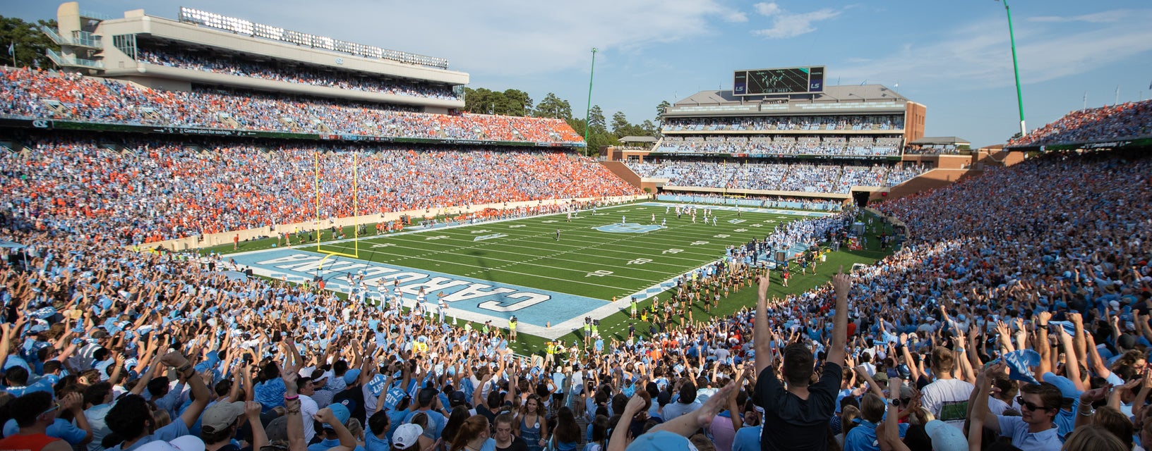 North Carolina Football Tickets