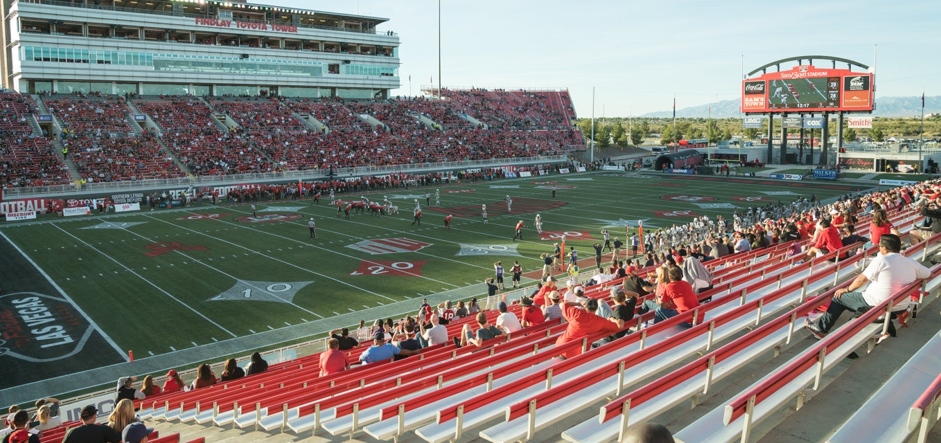 UNLV Football Tickets