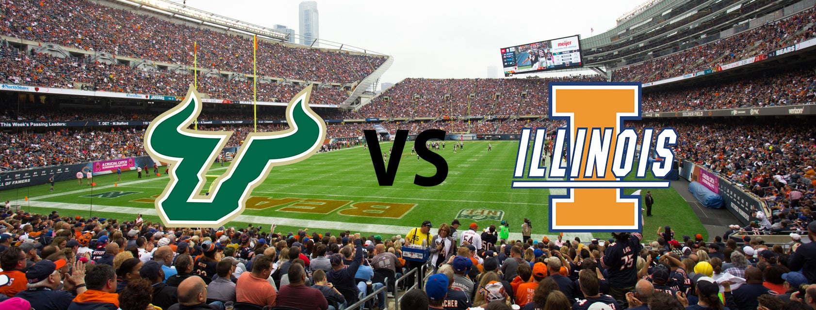 South Florida vs Illinois Tickets