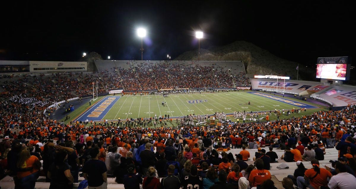 UTEP Football Tickets