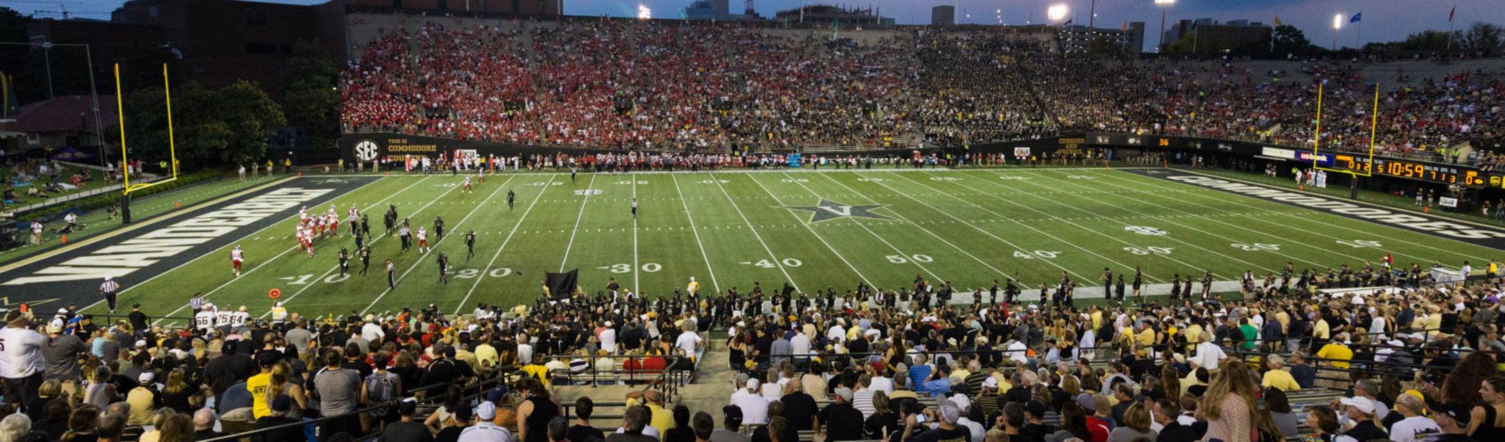 Vanderbilt Football Tickets