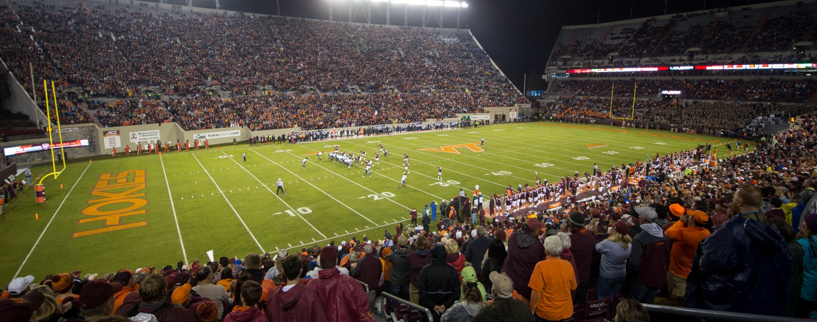 Virginia Tech Football Tickets