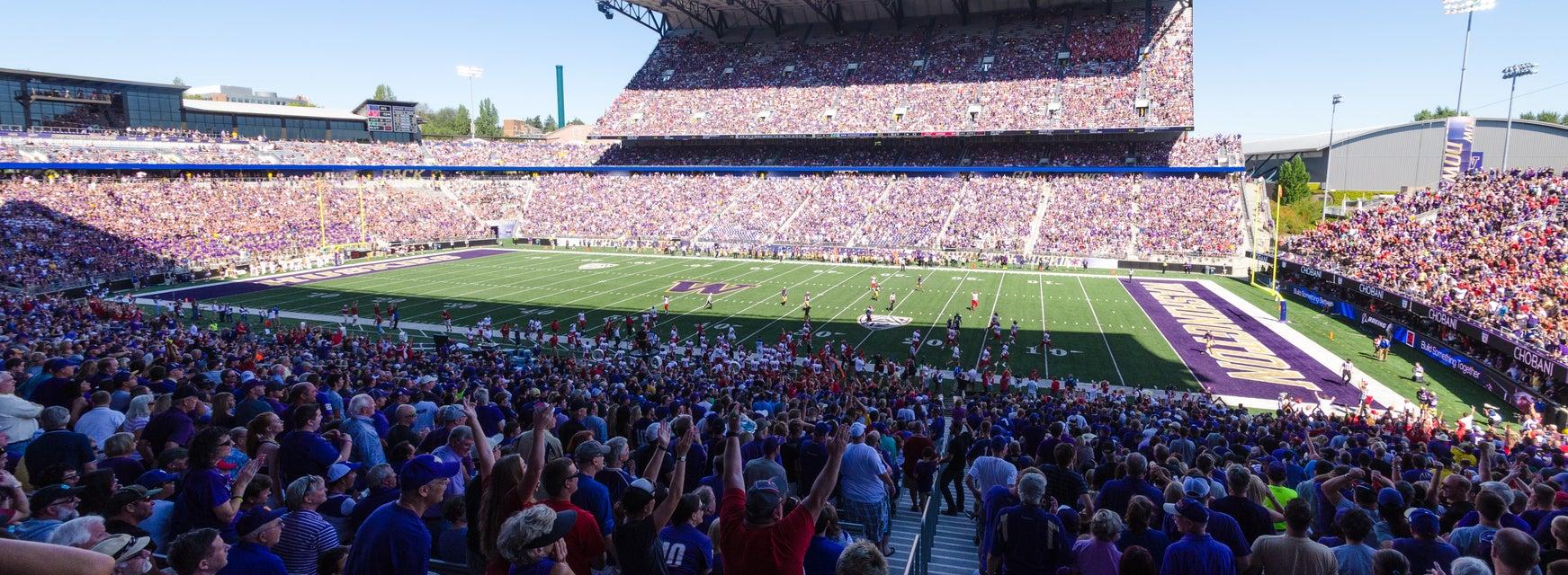 Washington Football Tickets