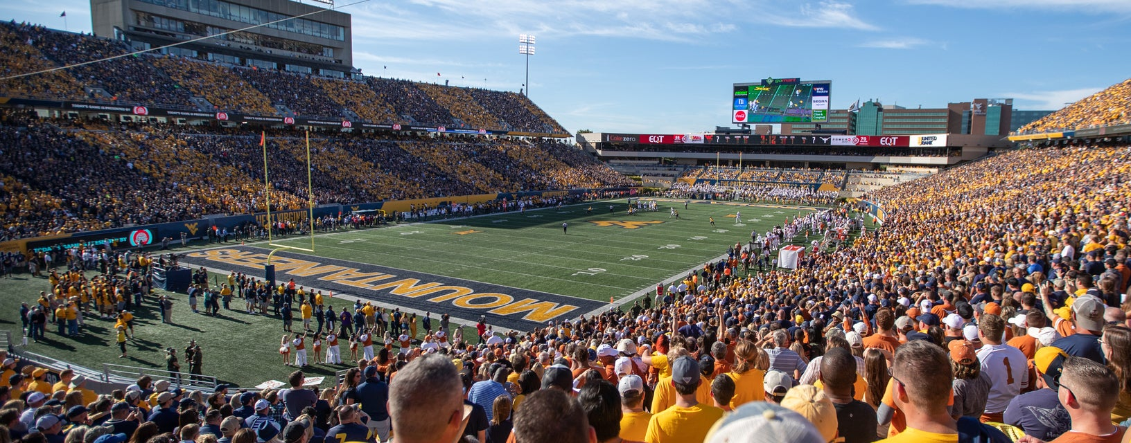 West Virginia Football Tickets