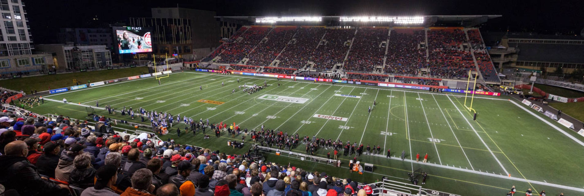 Ottawa RedBlacks Tickets